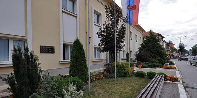 SO OSEČINA: Dane Krsmanović sekretar