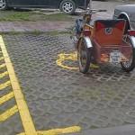 паркинг за инвалиде