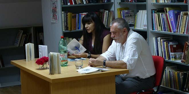 Održano književno veče Branka Pirgića