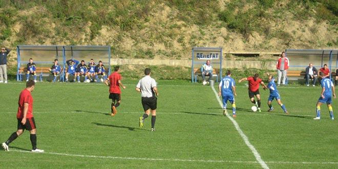 Prva pobeda fudbalera Osečine u gostima
