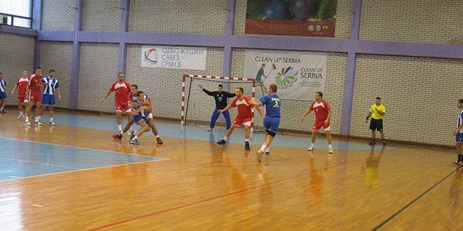 Odigrana rukometna utakmica u Osečini