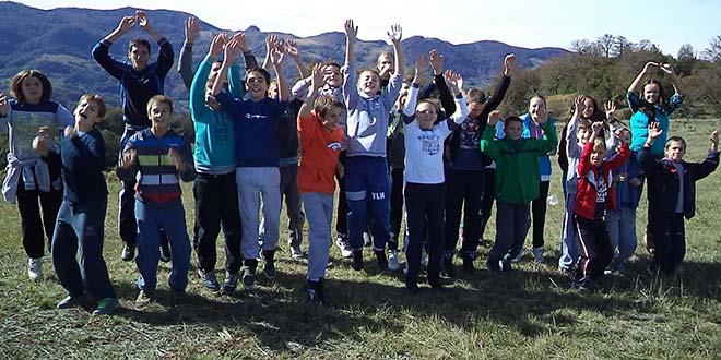 Košarkaška ekspedicija na Tisoviku