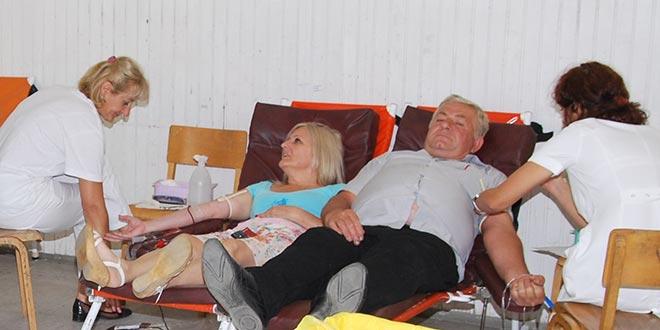 HUMANOST NA DELU: U 2013. godini – 300 davalaca krvi
