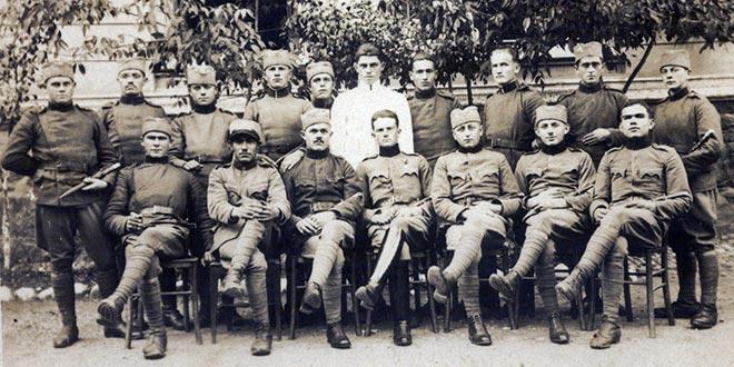 Osečanski kraj za vreme Kraljevine Jugoslavije