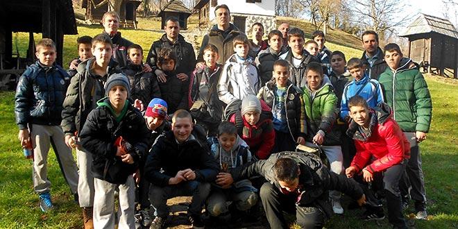 PRED TURNIR KOŠARKAŠKIH PIONIRA: Kotorani stigli u Osečinu