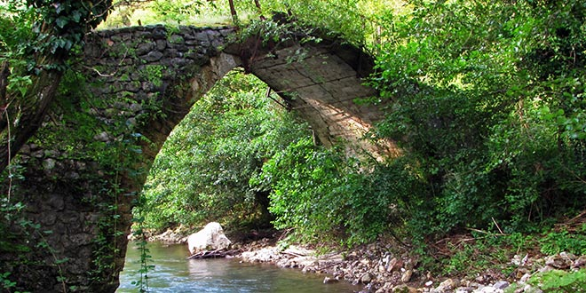 Kanjon reke Ljuboviđe