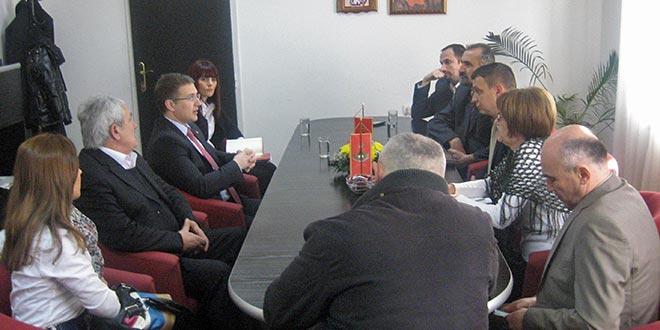 Predsednik Narodne skupštine Republike Srbije: Podrška projektima