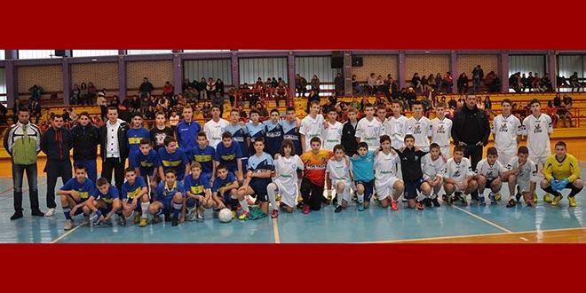 SVETOSAVSKI TURNIR PETLIĆA I PIONIRA: 14 ekipa sa 200 igrača