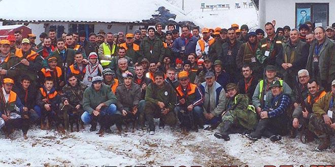 Hajka na Vlašićku lisicu: 150 lovaca u poteri