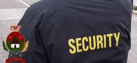 Obezbeđenje zgrade Opštinske uprave Osečina