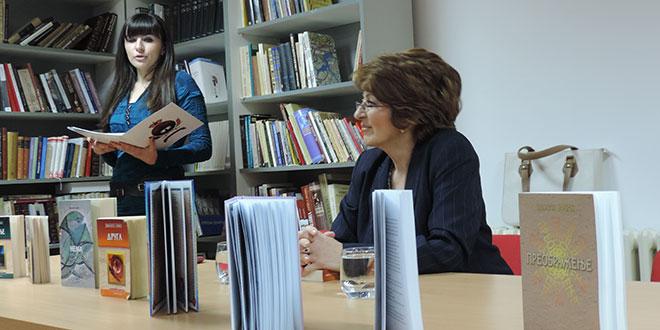 KNJIŽEVNO VEČE: Gostovala autorka najčitanijeg romana u prošloj godini