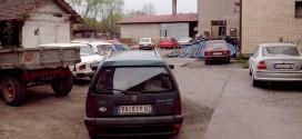 OSEČINA: Parkiranje kao u velikom gradu