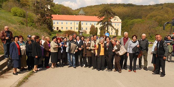 PENZIONERI IZ PECKE: Izlet u Novi Sad