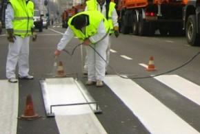 Održavanje horizontalne i vertikalne saobraćajne signalizacije