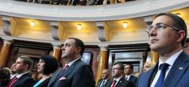 KONSTITUTIVNA SEDNICA SKUPŠTINE SRBIJE: Dragan Aleksić položio zakletvu