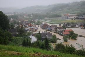 Поплава у Осечини