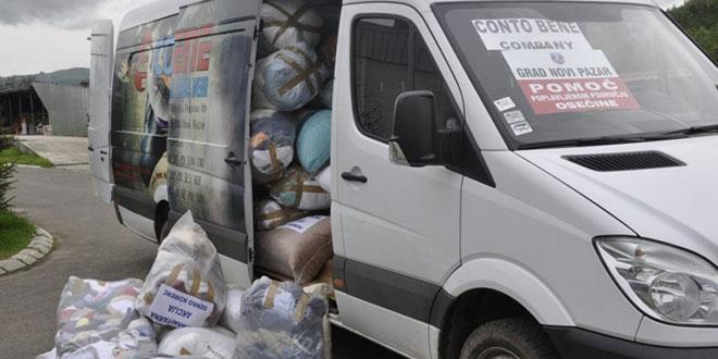 Pomoć od Novog Pazara
