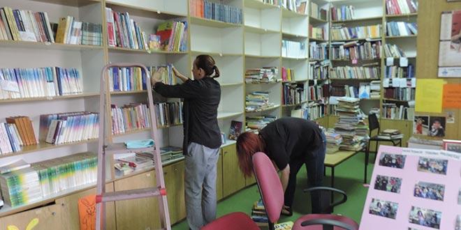 ODELJENJE BIBLIOTEKE U PECKOJ – Uređeno i moderno opremljeno
