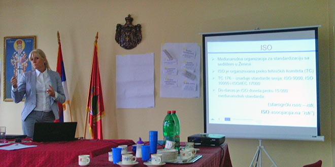 REGIONALNA RAZVOJNA AGENCIJA: Obuka za preduzetništvo
