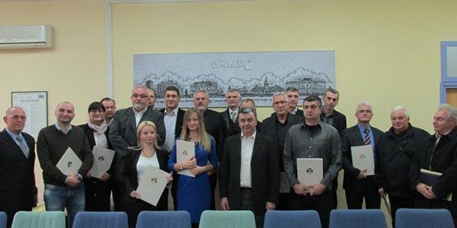 """REGIONALNA PRIVREDNA KOMORA: Nagrada za """"Podgorinu Fruht"""""""