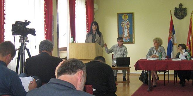 SEDNICA SO OSEČINA: Usvojen Budžet za 2015. godinu