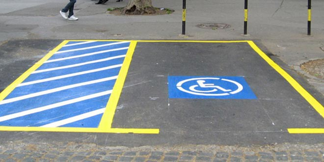 INVALIDSKE PARKING KARTE ZA 2015. GODINU