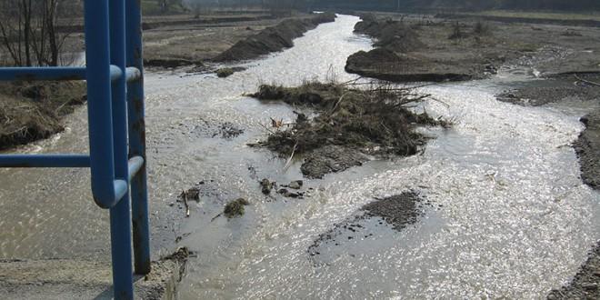 Izrada Elaborata hitnih radova na regulaciji reke Pecka (km 1+165-km 1+630)