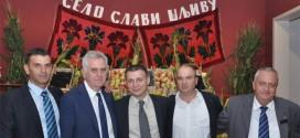 NENAD STEVANOVIĆ U GRGURU KOD BLACA: Susret sa Tomislavom Nikolićem