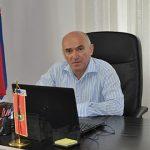 Председник општине Драган Алексић
