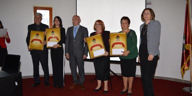 Nagrade opštine za 2017. godinu