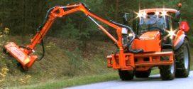 Уређење заштитног појаса локалних путева