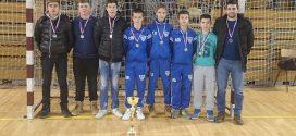 """Mladje kategorije OFK Osečine ostvarile su veliki uspeh na """"Novogodišnjem turniru Valjevo 2018"""""""