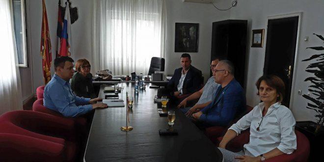 Делегација Сремске Митровице посетила Осечину