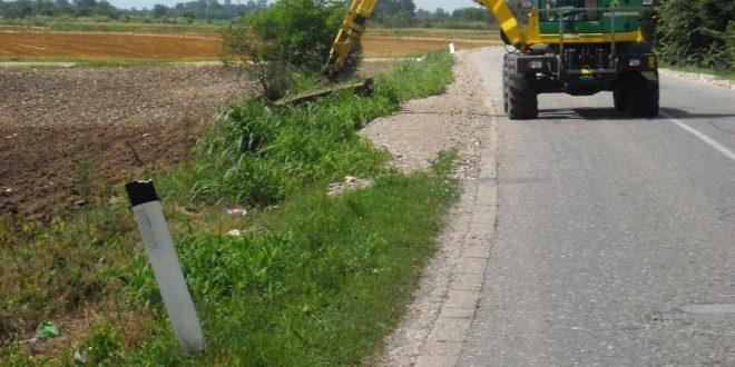 DODELA UGOVORA – uređenje zaštitnog pojasa lokalnih puteva