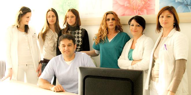 Презентација Центра за вантелесну оплодњу