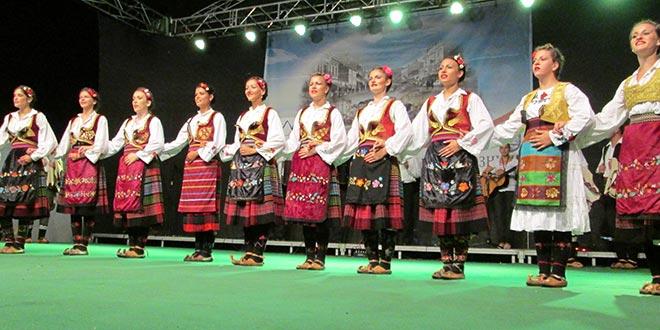 Гостовања фолклораца из Осечине и Пецке