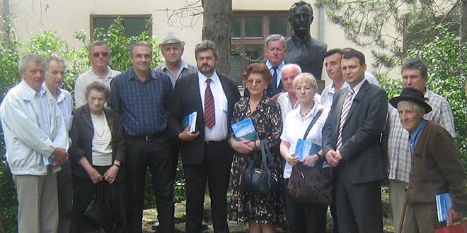 НОВИНАРКА БРАНКИЦА СТАНКОВИЋ: Код Борке вредело што ми је отац из Комирића