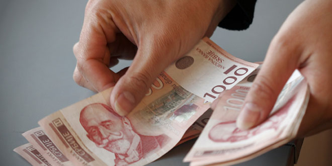 ЗАВОД ЗА СТАТИСТИКУ: У јануару најмање плате у Осечини