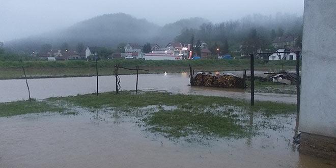 УКИНУТА ВАНРЕДНА СИТУАЦИЈА: Вода отишла, штета остала