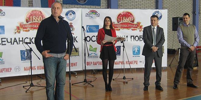 "Отворен међународни кошаркашки турнир ""Осечански победник"""