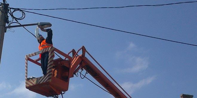 ОДЛУКА О ДОДЕЛИ УГОВОРА: Изградња уличног осветљења у ул.Остружањски пут у дужини од 600м