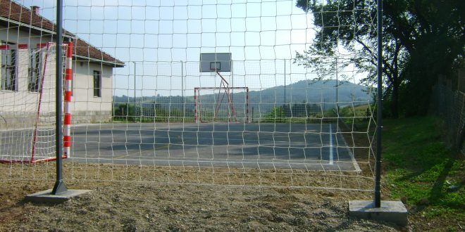 У четвртак 08. 09 отварање спортског игралишта у Горњем Црниљеву