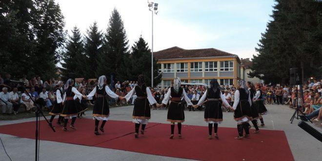"""Ивандањски фестивал фолклора """"Две обале једна Дрина"""""""