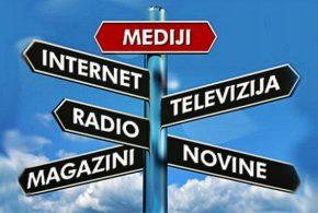 Rešenje o raspodeli sredstava za sufinasiranje medija u 2020. godini
