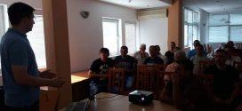 Lovci organizivali predavanje na XIV Sajmu sljiva