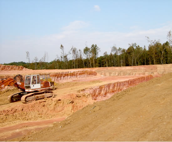 """Zahtev za određivnje obima i sadržaja studije o proceni uticaja na životnu sredinu projekta eksploatacije keramičarske gline na površinskom kopu """"Gornje Crniljevo"""""""